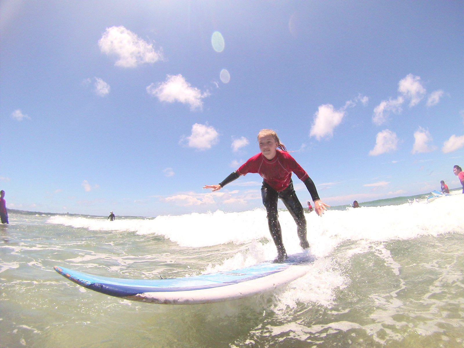 Surfing for the first time3
